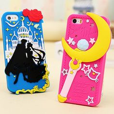 iPhone case,japanese sailor moon phone case for iPhone plus sold by Cute Kawaii {harajuku fashion}. Shop more products from Cute Kawaii {harajuku fashion} on Storenvy, the home of independent small businesses all over the world. Kawaii Phone Case, Diy Phone Case, Cute Phone Cases, 5s Cases, Dango Peluche, Otaku Anime, Goodies Manga, Sailor Moon Phone Case, Sailor Moon Merchandise
