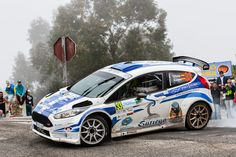 Ford Fiesta R5, Iván Ares, 2016