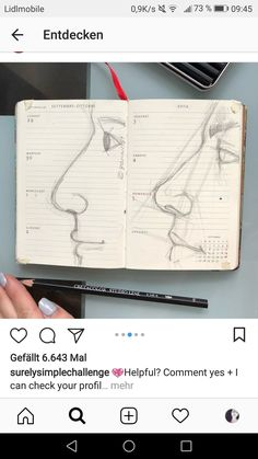 Ideas drawing people tutorial face for 2019 Drawing Techniques, Drawing Tips, Drawing Sketches, Painting & Drawing, Drawing Base, Drawing Ideas, Sketching, Side View Drawing, Drawing People