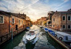 Venice, Italy - photo from #treyratcliff Trey Ratcliff at www.StuckInCustoms.com #Venice #Italy