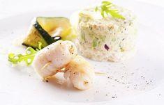 Recetas tartar casero Gourmet Recipes, Healthy Recipes, Bons Plans, Tapas, Sushi, Salmon, Steak, Recipies, Brunch