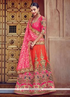 Sensible colors and excellent designs and romantic moods are reflected with an alluring style. We unfurl our the intricacy and exclusivity of our creations highlighted with this beautiful orange raw s...