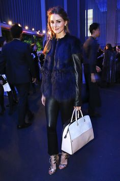 Olivia Palermo at FURLA 2014SS Presentation Preview / Tokyo National Museum The Gallery of Horyuji Treasures