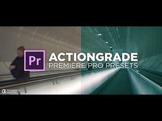 ActionGrade Preset #adobe #premierepro #videoediting | Chung Dha