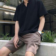Korean Fashion Men, Fashion Mode, Fashion Outfits, Fashion Styles, Fashion Fall, Fashion Trends, Fashion Tips, Stylish Mens Outfits, Casual Outfits