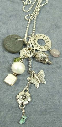 Charmed Necklaces-Dr