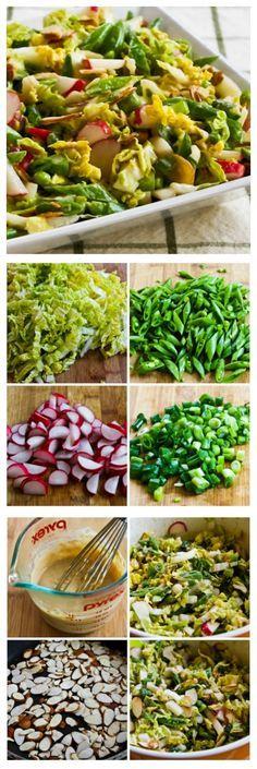 Crunchy Napa Cabbage Asian Slaw[覚書: ドレッシング美味 ...