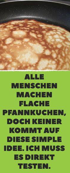 Alle Menschen machen flache Pfannkuchen, doch keiner kommt auf diese simple Idee… All people make flat pancakes, but no one comes up with this simple idea. I have to test it directly. Potato Side Dishes, Side Dishes Easy, Side Dish Recipes, Meat Recipes, Best Crepes, Homemade Au Gratin Potatoes, Cheesy Scalloped Potatoes Recipe, Best Pancake Recipe, Cream Of Chicken Soup