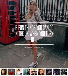 18 Fun #Things You Can do in the UK when You Turn 18 ... - #Lifestyle