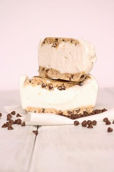 Vegan Cookie Dough Ice Cream Sandwiches | Peaceful Dumpling