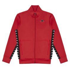 Gosha Rubchinskiy x Kappa Track Jacket (Red)