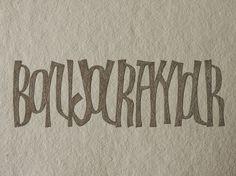 liesbet boudens calligrapher
