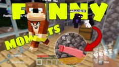 """MINECRAFT FUNNY MOMENTS -  They WEREN""""T Expecting This (Part 3) Minecraft Funny Moments, Always Remember Me, Pocket Edition, Lol, Entertaining, In This Moment, Make It Yourself, Cool Stuff, Funny"""