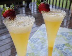 Mimosa Mocktails