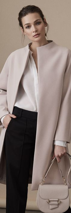 Chiffon Jacket | Women's Office Fashion Ideas 2018
