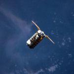 "Orbital ATK's ""S.S. John Glenn"" Cygnus Departs International Space Station, Begins Secondary Mission in Space"