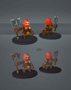 dwarf by kinyz.deviantart.com on @deviantART