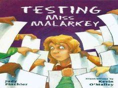 testing-miss-malarkey by Blair E via Slideshare