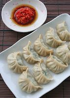 Table for 2.... or more: Pot Stickers / Guotie - Wrapped # 1