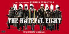 The Hateful Eight - Blu-ray of the week: http://www.senses.se/veckans-blu-ray-hateful-eight/