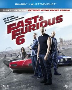 Fast And Furious 6 (2013) 1080p EXTENDED BRRip 5.1CH 1.7GB