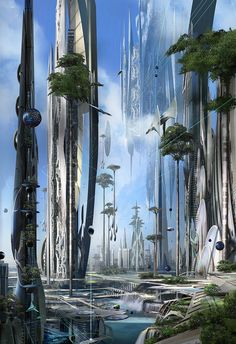 The Work of Stephan Martiniere » New Works