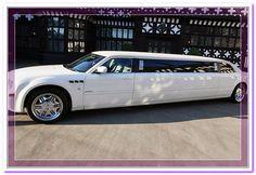 2014 Chrysler 300 Limo | White Chrysler 300 Stretch Limo