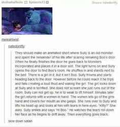 I cried I don't cry often in less it's Sully