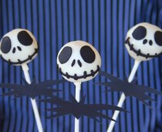 Scheletro di Nightmare before Christmas #halloween
