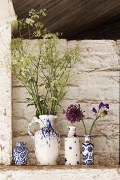 Blue Skies | Vases