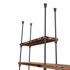 Shou Sugi Ban industriële plank #bookstand #regał #nowoczesnyregał #regałloftprojekt #industrialstyle #loft #project #modernproject Plank, Shelves, Home Decor, Shelving, Decoration Home, Room Decor, Shelving Units, Home Interior Design, Planks