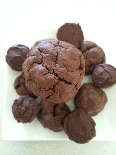 Chocolate Choc Chip Cookie [recipe] - MindBodyFood
