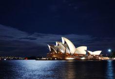 Музыкальный театр в Сиднее