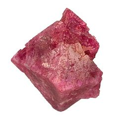 Large pink to red Spinel from Morogoro, Tanzania