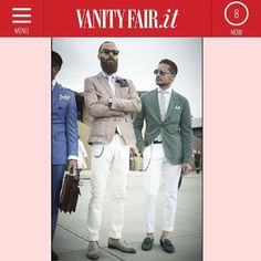 Vanity Fair #vincenzolangella #draghetto86 #draghetto86press