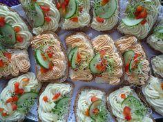 Ínycsiklandóan változatos szendvicskrémek