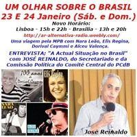 014 - Um Olhar Sobre o Brasil de Alternativa Rádio na SoundCloud