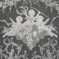 Maria Niforos - Fine Antique Lace, Linens & Textiles : Antique Lace