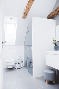 Home Interior Scandinavian Bathroom.Home Interior Scandinavian Bathroom Home Interior, Bathroom Interior, Modern Bathroom, Small Bathroom, Bathroom Ideas, Interior Livingroom, Minimalist Bathroom, Design Bathroom, White Bathroom