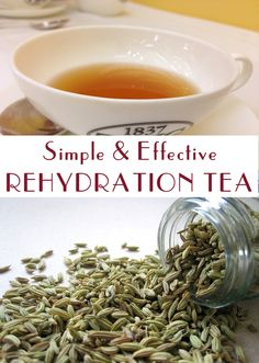 Nothin' like a touch of food poisoning to have you cutting deals with your maker about how you swear you will be a better person.... Anyway, here is the best herbal tea for staying hydrated in this awful kind of situation http://livingawareness.com/stayed-hydrated-puking-brains/