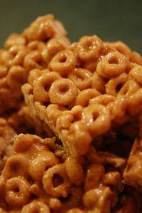 PB & Honey CheerioBars