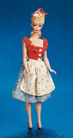 Fabulous 50s and Beyond - Modern Dolls: 1 Bild Lilli in Original Costume