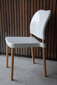 BioChair - an investigation of biopolymer usage in furniture design and production. Bespoke Furniture, Furniture Design, Made Of Wood, Furnitures, Contemporary, Modern, Your Favorite, Retro Vintage, Armchair