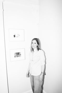 """""""We have a good balance between the business and creative."""" http://www.thecoveteur.com/elana-nathan-peter-som/"""