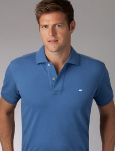 Southern Tide, Skipjack Polo, Classic, Sapphire Blue, blue polo, Men's designer, tailgate attire, college football, Men's fashion, comfort, best fit, Father's Day Gift Ideas, Skipjack, preppy, men's clothes, dad's gift idea, classic look