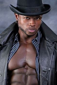 Fitness Men, Male Model, Handsome Men » Hot Black Hunks Part III – Sexy Muscle God