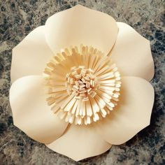 Giant Paper Flower, Paper Flower Backdrop, Paper Flower, Wedding Centerpiece