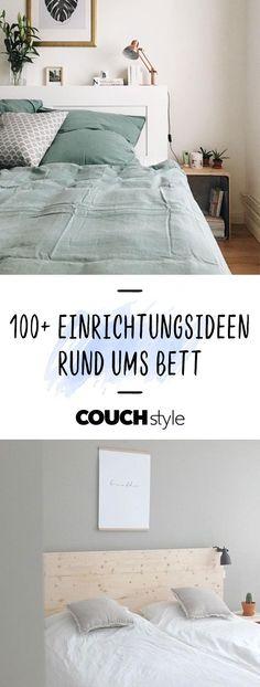 Wir Zeigen Dir Die Schönsten Ideen Rund Ums Bett: Vom Ikea Hack Bis Zum