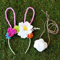 Woodland Bunny Party Ideas (+ Enchantimals) // Hostess with the Mostess® Bunny Party, Easter Party, Bunny Birthday, 5th Birthday, Birthday Ideas, Quince Invitations, Bunny Ears Headband, Creative Party Ideas, Spring Party