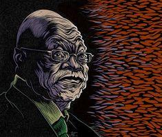 Zuma was ons Putin, ons Mugabe, ons Mobutu. En kyk hoe lyk hy nou Jacob Zuma